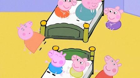 这么可爱的猪宝宝,让他们睡在床上吧