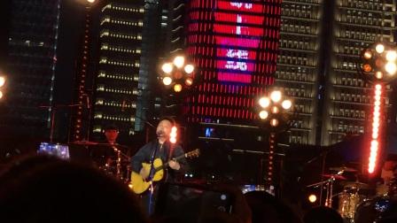许巍《心中的歌谣》20201017上海简单生活节
