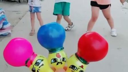 亲子游戏:来吃葫芦娃糖了