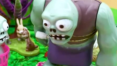 玩具早教宝宝益智:乔治和僵尸比赛,为什么乔治没有钓到鱼呢?