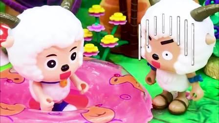 亲子有趣幼教动画:没有大人陪伴小朋友可以去游泳吗?