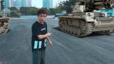新款坦克好霸气,谁想来试驾一下?