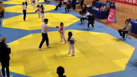 2020.11.28乐乐全国青年跆拳道公开赛决赛