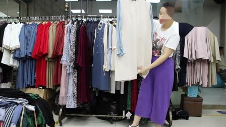 新款女装精品女装批发服装批发女装货源时尚女士新款秋装连衣裙20件起批