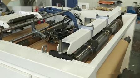ZD-FJ11+D+W+P贴片功能-卷筒纸方底纸袋机(多功能选配)-120BPM