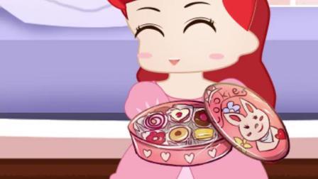 白雪救了安娜,安娜给白雪做了好的饼干