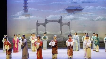 上海越剧院一团红楼梦宜兴演出圆满成功