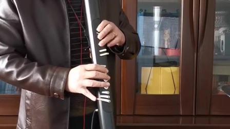《那个冬天的茶馆》电吹管演奏  亮 点