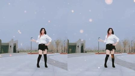 南阳红泥湾小娟广场舞《不要停》编舞,王子老师