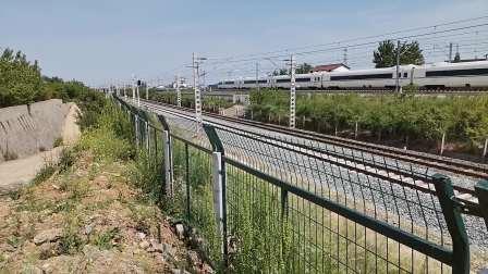 20200423 144118 西成高铁D1935次列车进汉中站