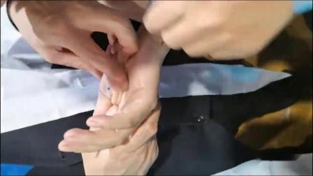 吴氏无痛一针疗法 踝关节疼痛 (1)