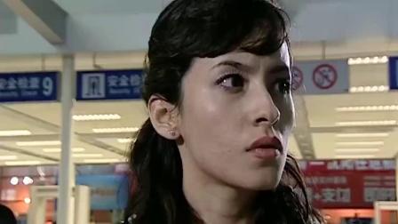 美女杀手潜逃,却不知机场早已被警察团团包围,好看了!