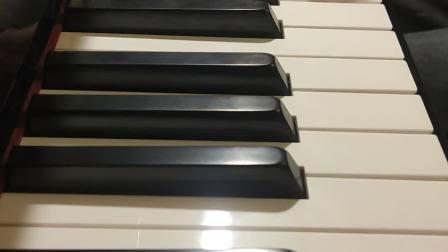 巴赫 二部创意曲第4首 2020.12.5