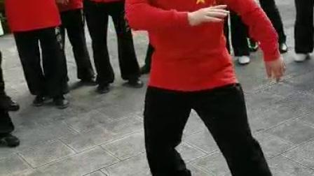 傅清泉-揽雀尾之掤