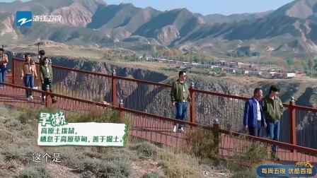 我在语言系统崩溃!沙溢李晨爆笑藏语传声筒截了一段小视频