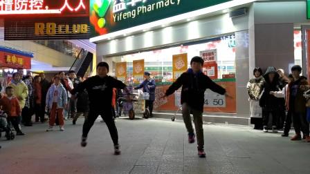 向舟舟vs姜磊hiphop-2020.12.06