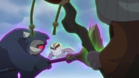 京剧猫:银婆婆的年龄太大了,她和咕咕加起来,都不是阴摩罗对手