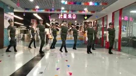 舞蹈~军中姐妹
