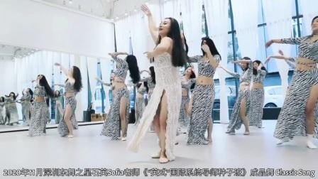 """东舞之星 石英Sofia老师 《""""英式""""国际体系导师种子班》 成品舞:Classic Song 编舞:Mercedes Nieto 授课:石英Sofia老师"""