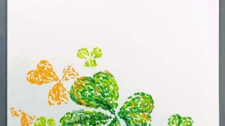 【福-禅意油画3】如何绘画步骤教程入门初学技巧课程教学快速表演示范授课私教|放大定制|潘俊宏艺术家