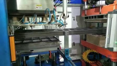 果盒机器自动化吸塑包装热成型设备上海吸塑机整场设备生产