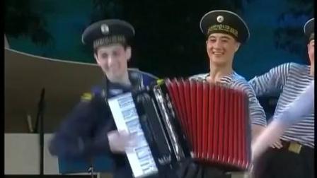 朝鲜王在山艺术团 踢踏舞之六(2014)- 我们的手风琴来了(우리손풍금수왔네)