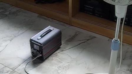 便携式锂电池发电系统