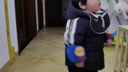 赵子宁踩节奏