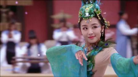 兰陵王妃:元清锁嫁给宇文邕,新婚当夜笑话百出,还把自己砸晕