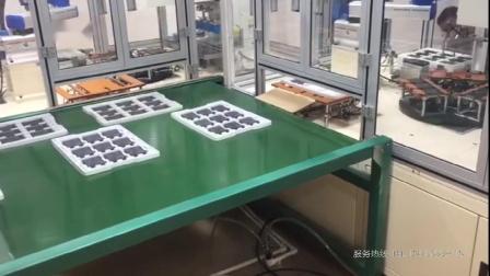 自动化代替人工移印机-三体智控