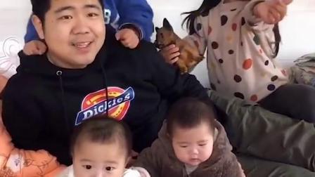 亲子游戏:萌娃们像爸爸妈妈表白,太暖心了