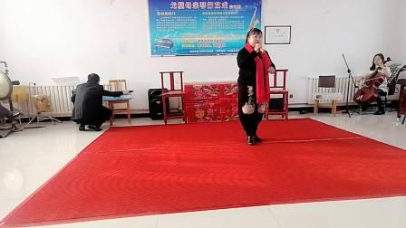 戈壁母亲秦腔艺术团清唱晚会