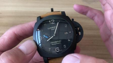 VS厂沛纳海LUMINOR 1950系列PAM01441腕表