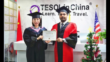 TESOL2020年最后一期少儿级别课程圆满结束