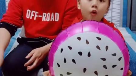 美好的童年:快来吃个西瓜吧