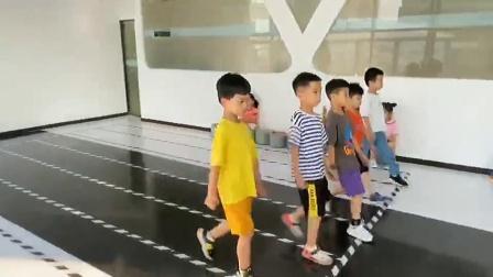 孩子们舞蹈功底检验【杭州青禾影视】