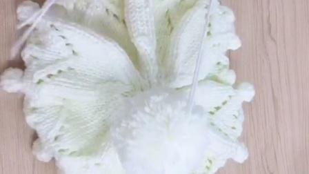 丽丽时尚编织可爱贝雷帽