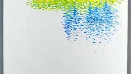 【映-禅意油画8】如何绘画步骤教程入门初学技巧课程教学快速表演示范授课私教|放大定制|潘俊宏艺术家