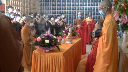 永昌寺水陸法會第一會《迎請和尚》