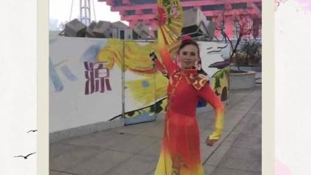 舞蹈 中国脊梁参赛掠影