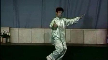 40式杨氏太极拳全套教学
