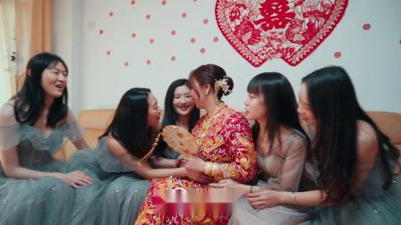 Timing Studio(时序影像)2020.12.24 全福楼 婚礼快剪