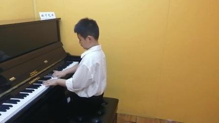 黄子骞+钢琴+小学乙组+1703+雪橇派对