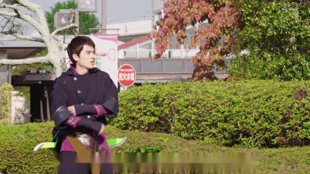 [FSD][假面骑士圣刃续集][剑士列传][EP02][剑斩篇]