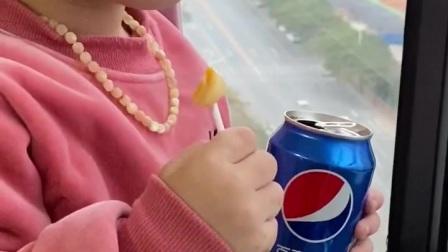 小嘉嘉宝宝最爱的可乐