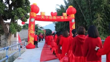 2020年陆丰市八万周氏祖祠(心臧堂)重光庆典