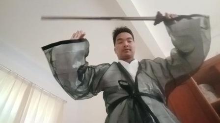 挥劍舞劍😂