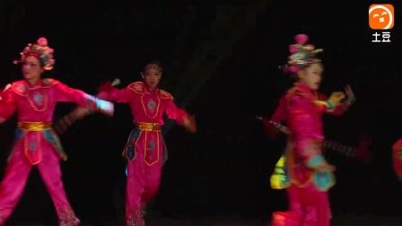"""我在""""七色花"""" 舞蹈《刀马旦》(视界影视)截了一段小视频"""