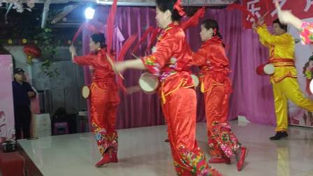 燕郊乐之声文化艺术团迎新年联欢《拥军秧歌》魏