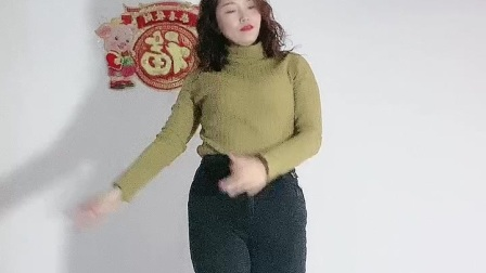娟儿广场舞。网红舞
